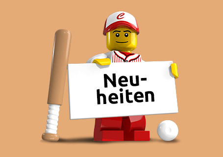 LEGO Neuheiten