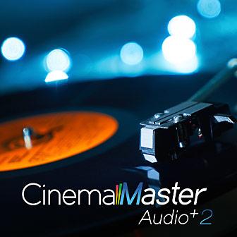 CinemaMaster Audio+2
