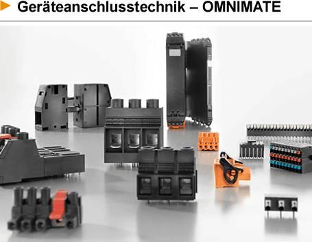 Geräteanschlusstechnik – OMNIMATE