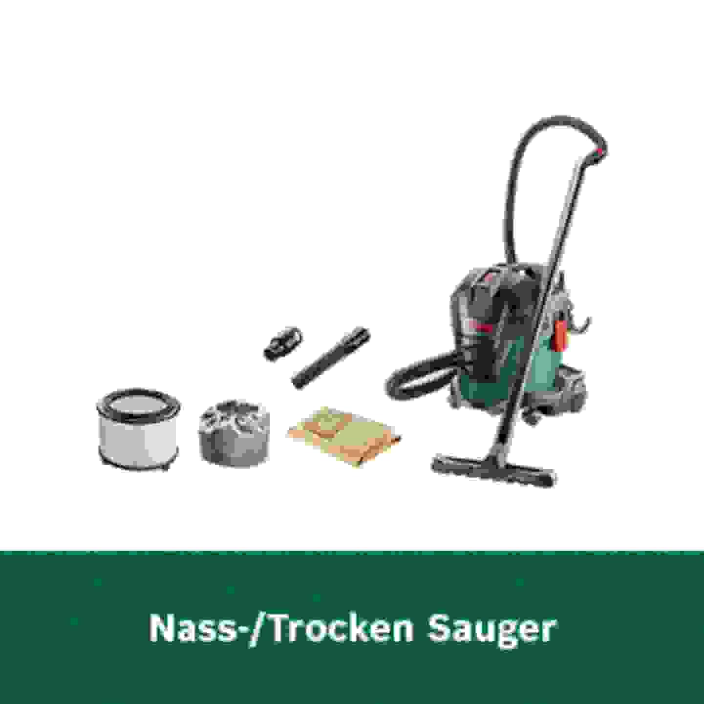 Nass-/ Trocken Sauger