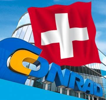 Conrad - Suisse