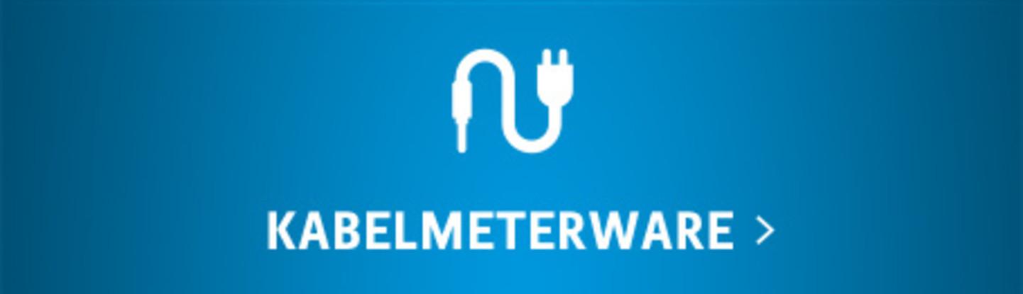 Kabelmeterware