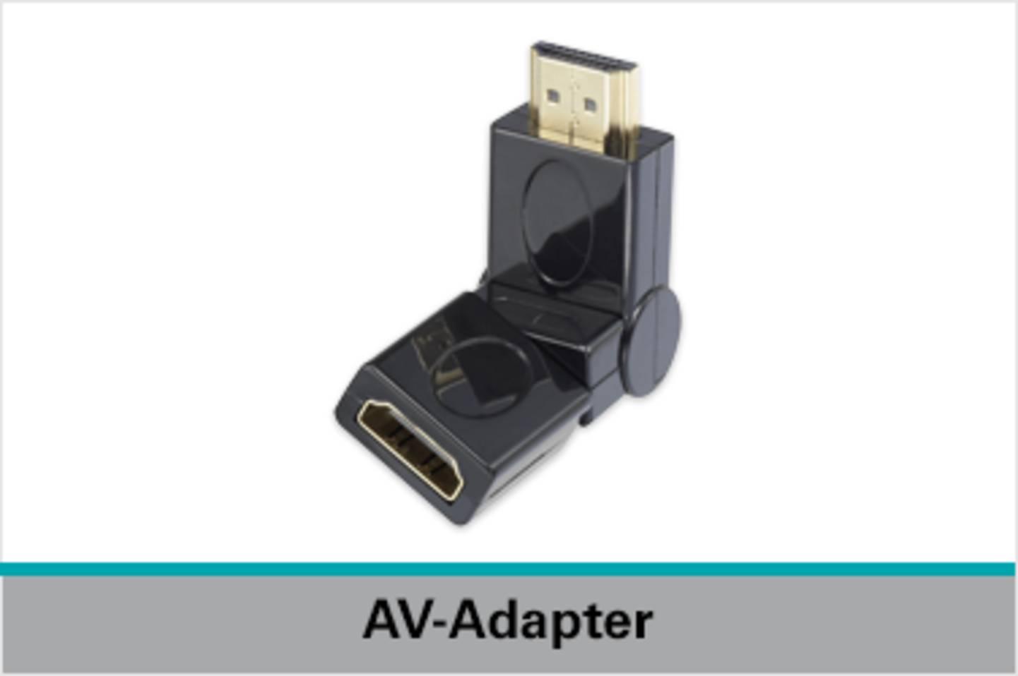Speaka Professional AV-Adapter