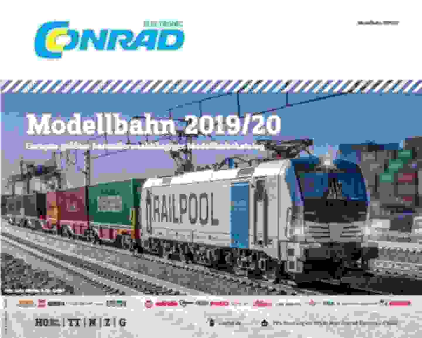 Modellbahnkatalog 2019-20