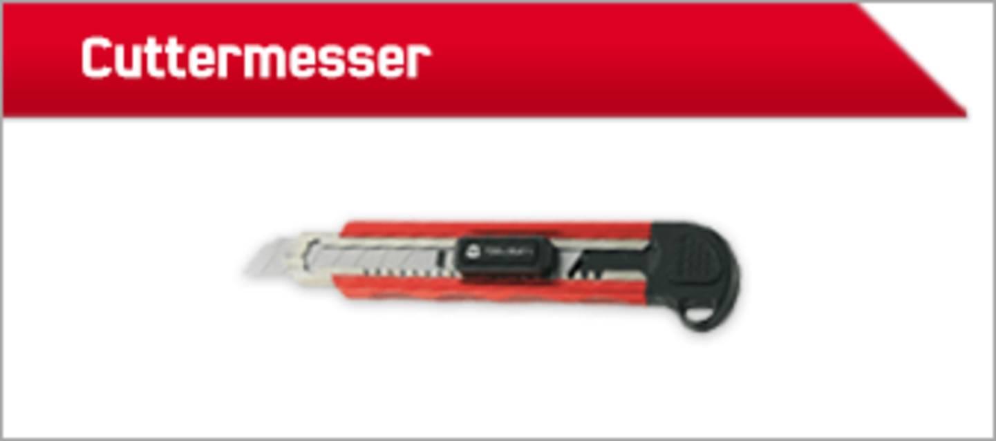 TOOLCRAFT Cuttermesser