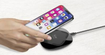 Kabelloses Laden bei iPhones