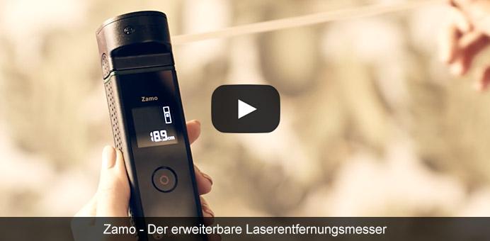 Zamo - Der erweiterbare Laserentfernungsmesser