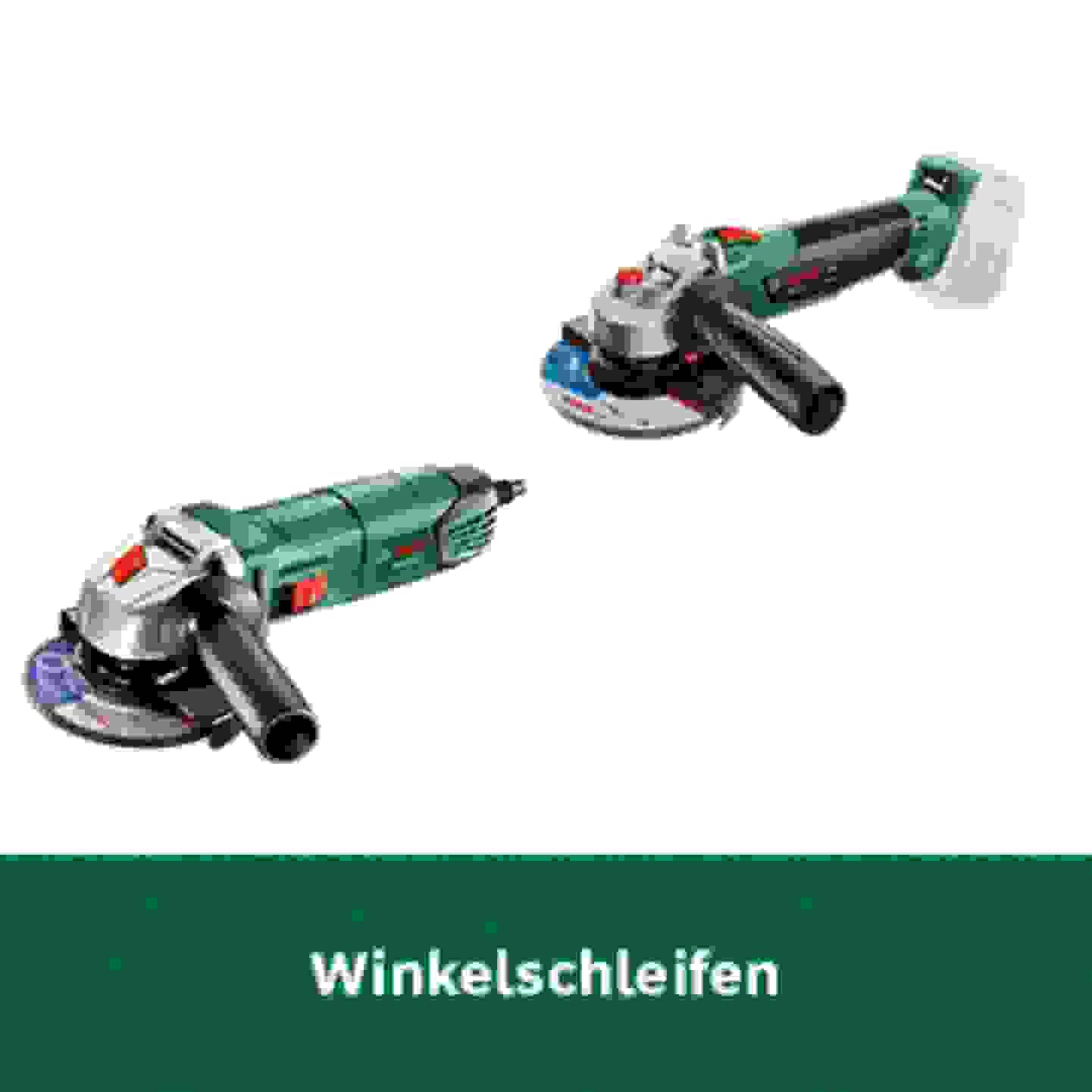 Bosch Winkelschleifen