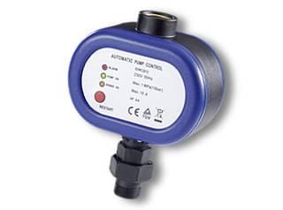 Elektronischer Druckschalter für die Hauswasserversorgung