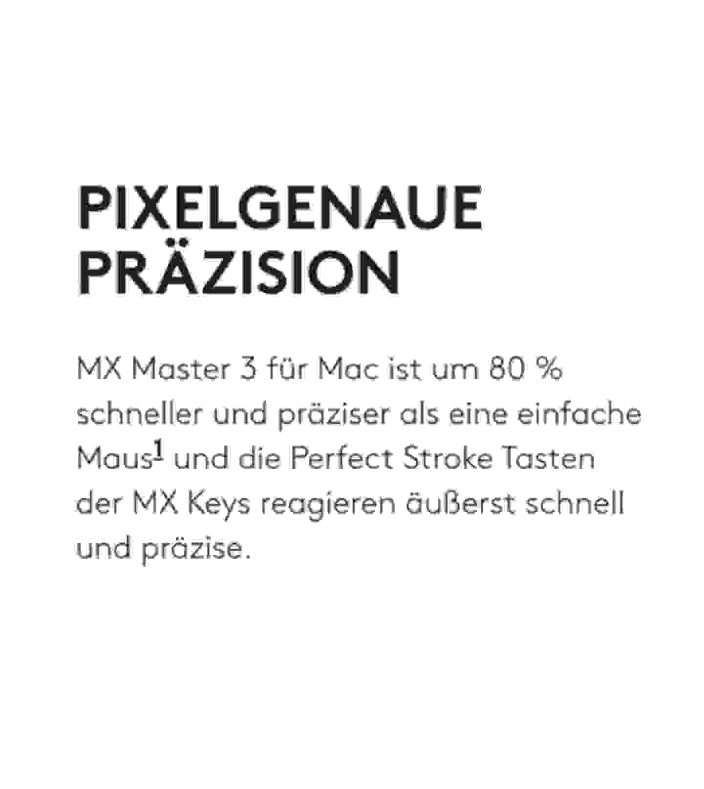 Pixelgenaue Präzision