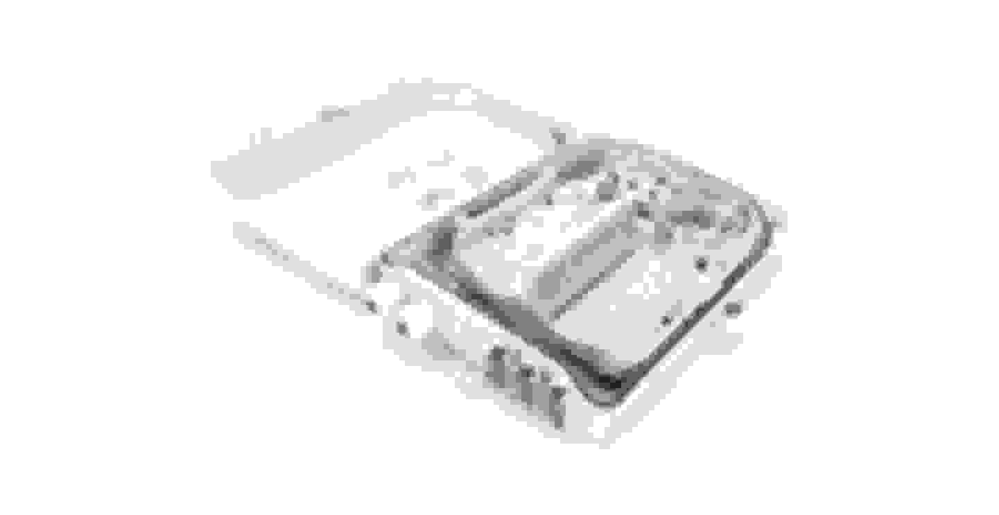 Boîtes à épissures de fibres optiques