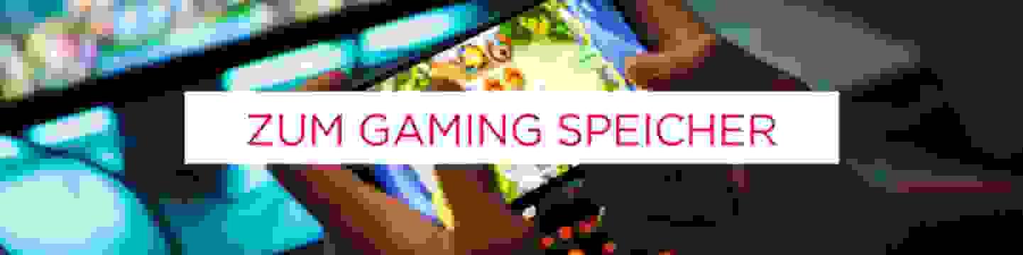 Zum Gaming Speicher