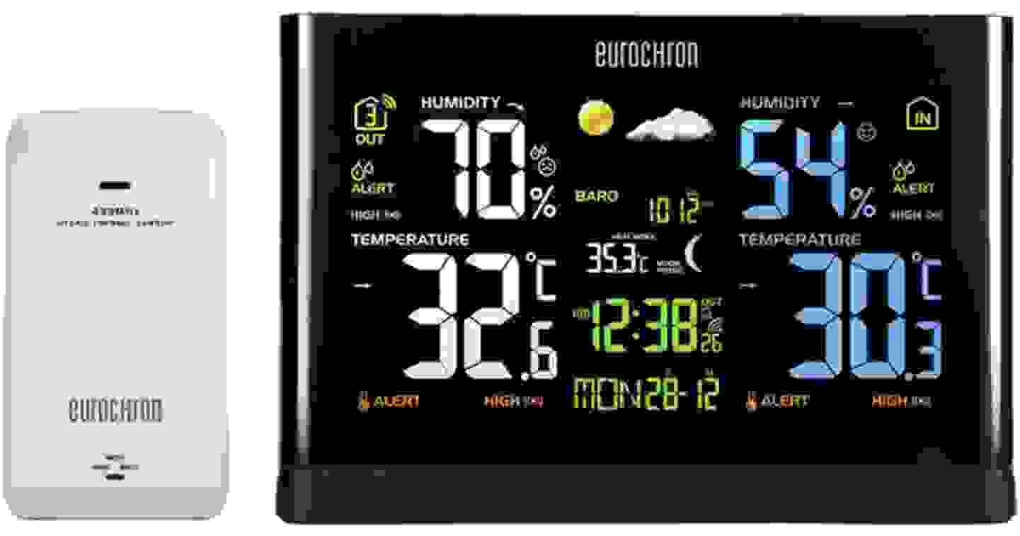 Eurochron - Wetterstation »
