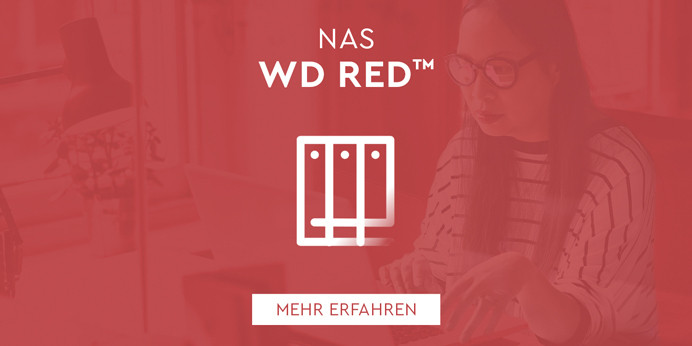 NAS – WD RED