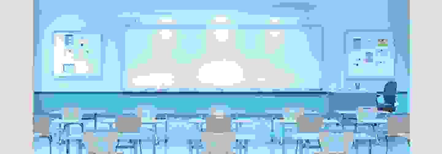 Ausstattung eines digitalen Klassenzimmers