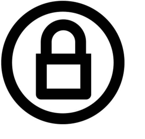 Schloss-Icon