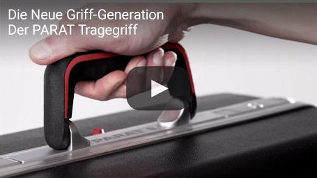 Die Neue Griff-Generation - Der PARAT Tragegriff | PARAT Koffer