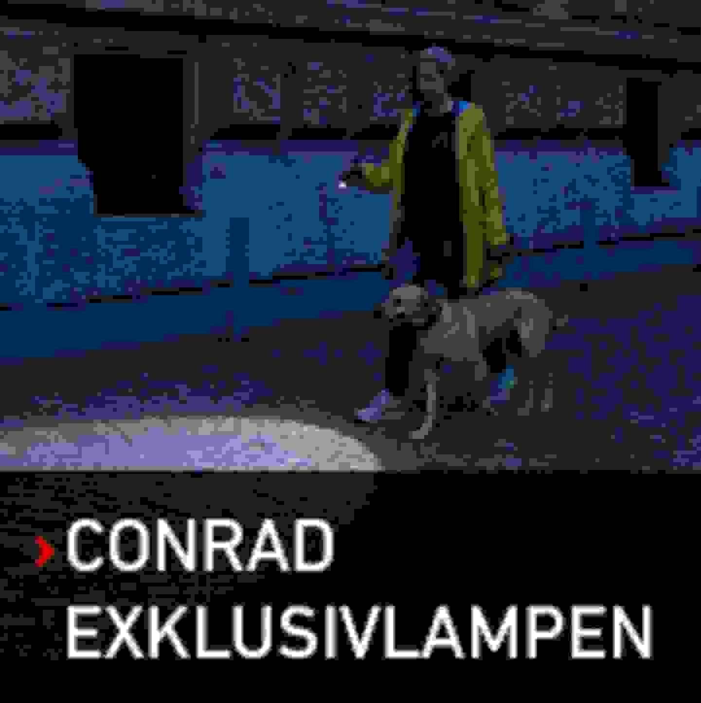 Conrad Exklusivlampen