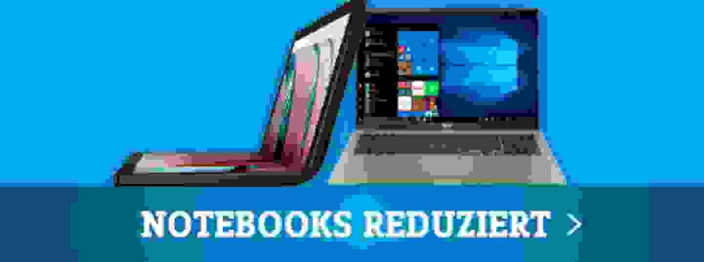Laptops reduziert