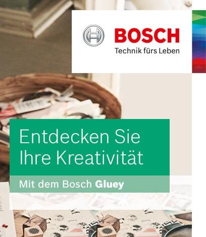 Bosch Gluey Akku-Heißklebestift