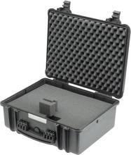 Koffer mit Schaumstoffeinlagen