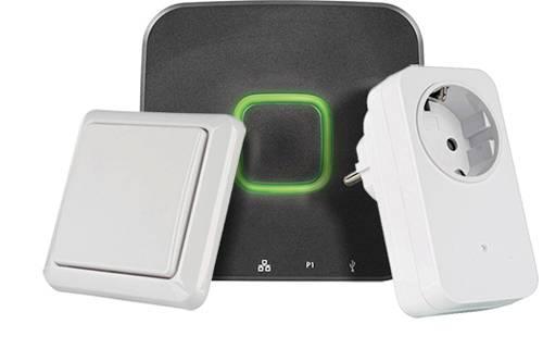 Trust Smart Home 868 Mhz Sirene f/ür Kabellose Sicherheitssysteme ALSIR-2000