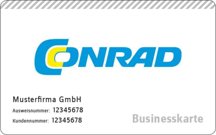 Businesskarte