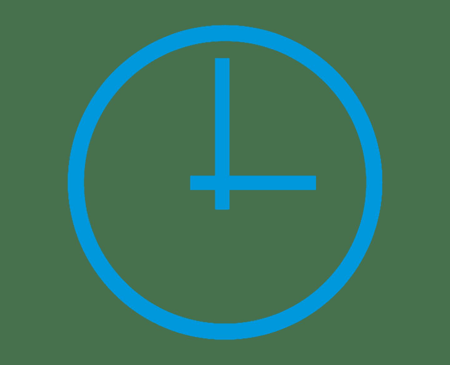 Zeitumstellung - Funkwanduhr analoge Anzeige