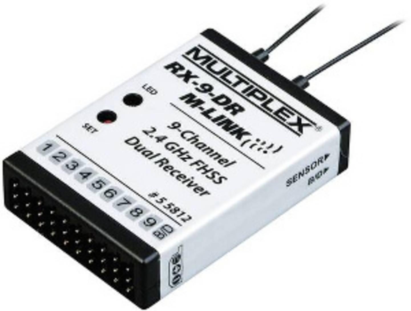 RC Dual Receiver