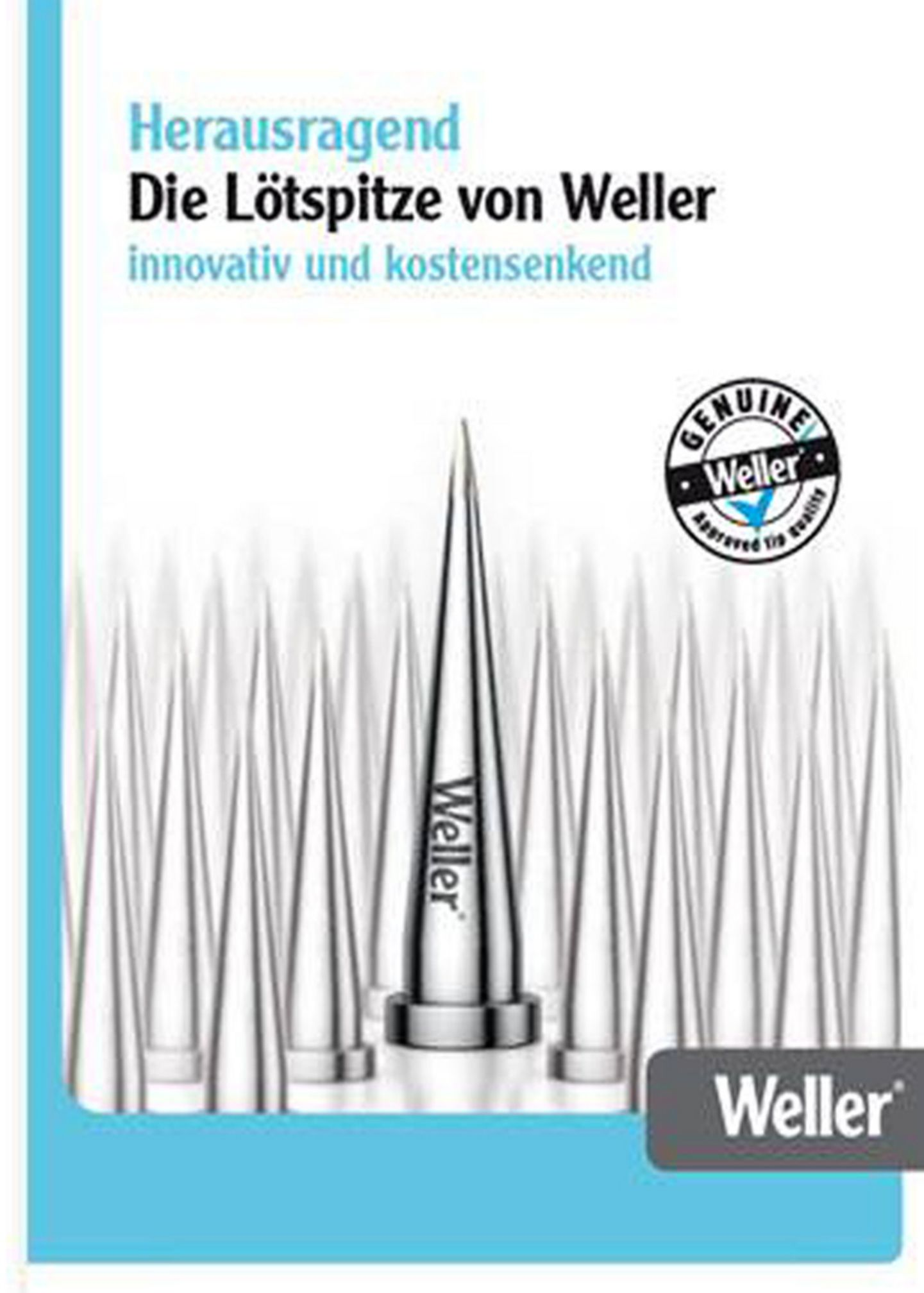 Weller-Loetspitzen