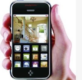 ip camera access via smartphone app
