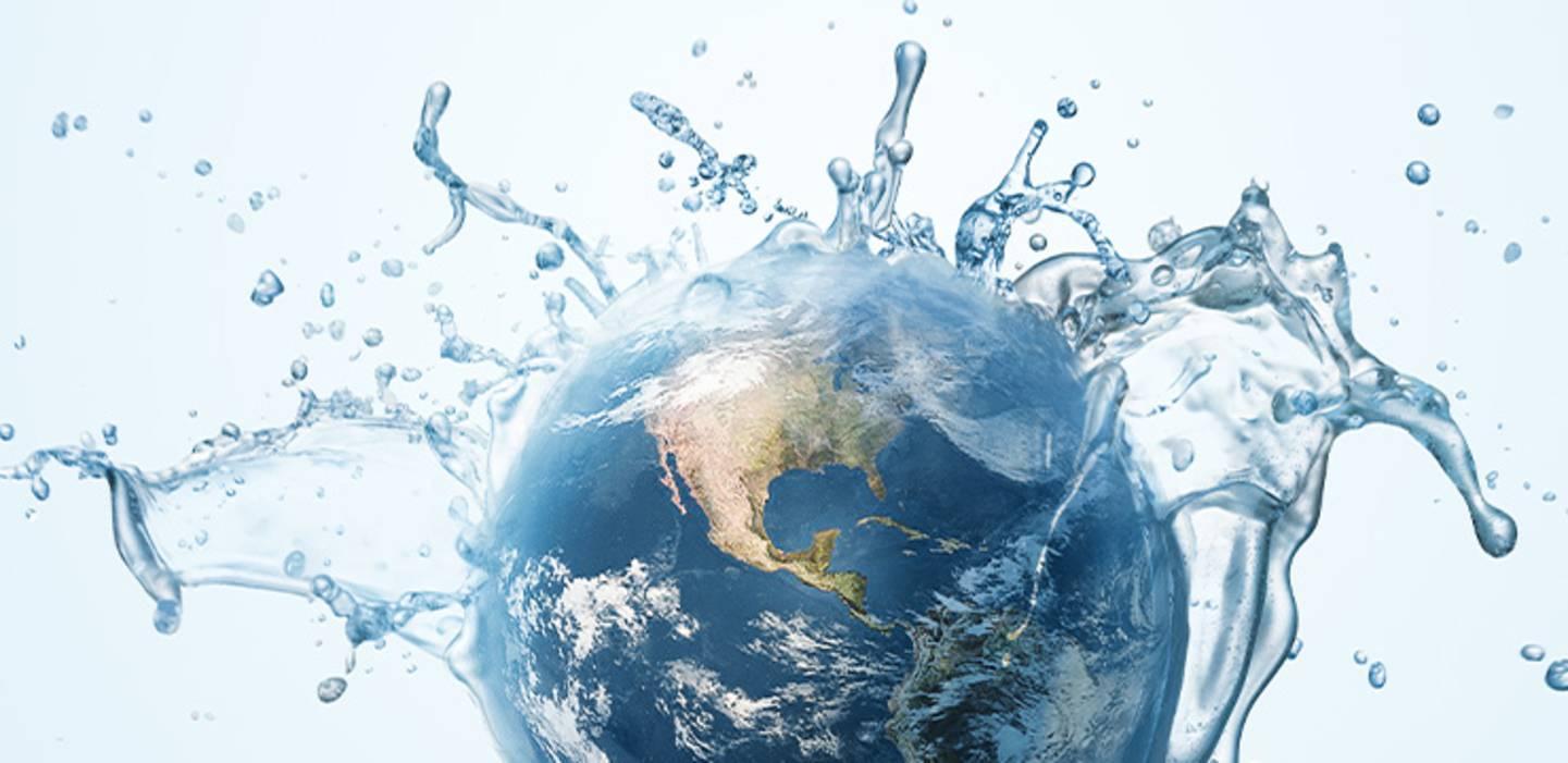 Wasser - Grundlage unseres Lebens