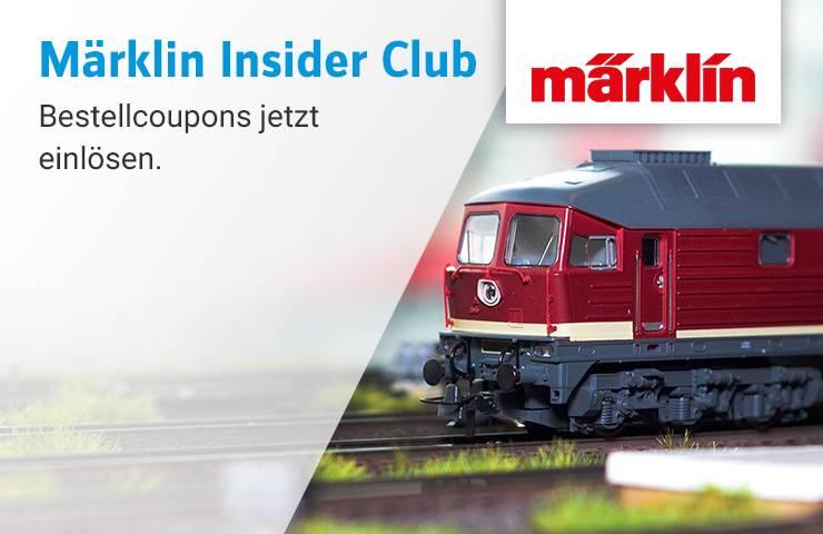 Märklin Insider Club - Bestellcoupons »