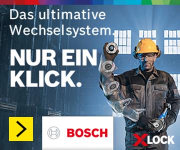 Bosch XLock