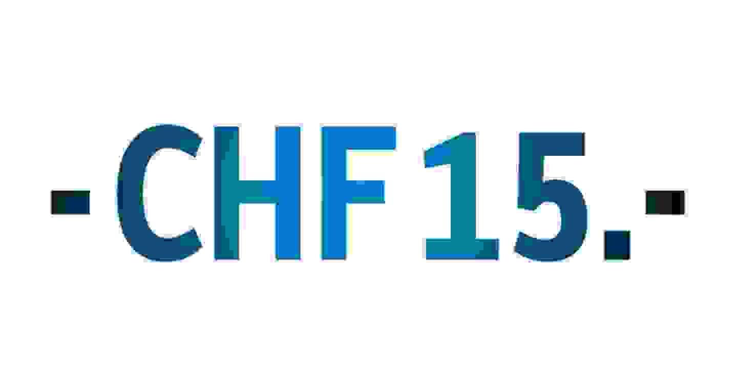 CHF 15.- Rabatt - Ab Bestellwert CHF 150.- »
