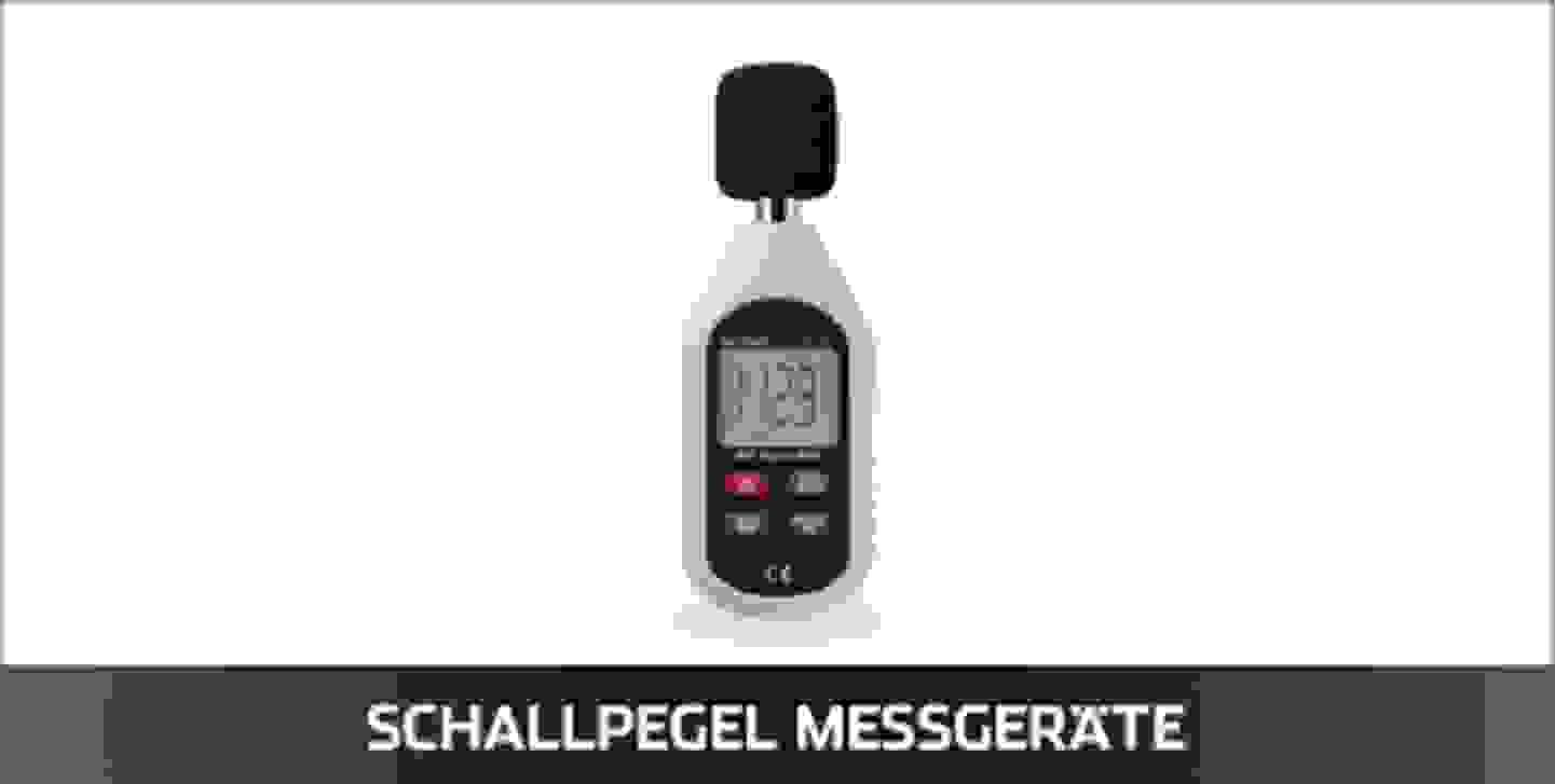 Voltcraft Schallpegel Messgeräte