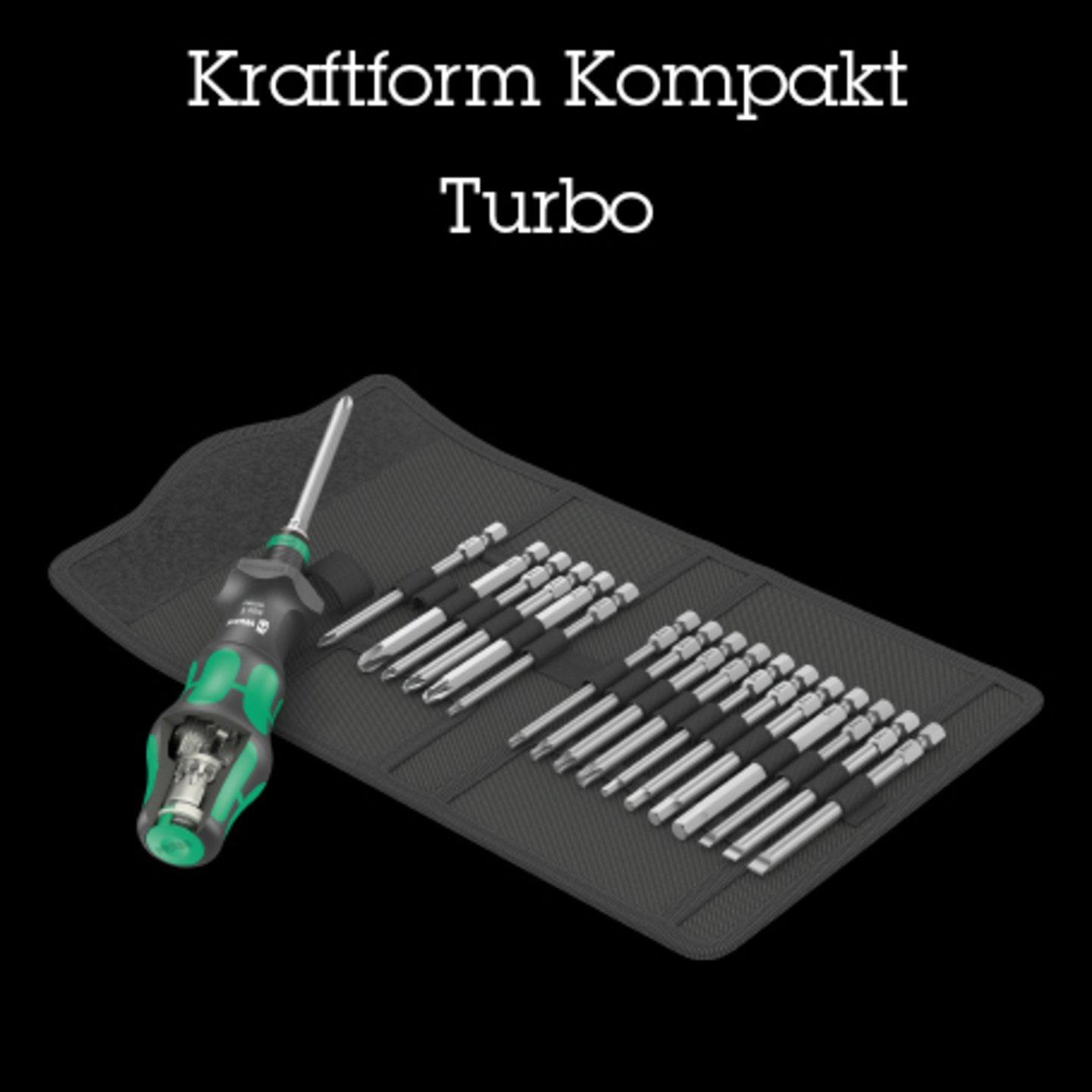 Kraftform Kompakt Turbo