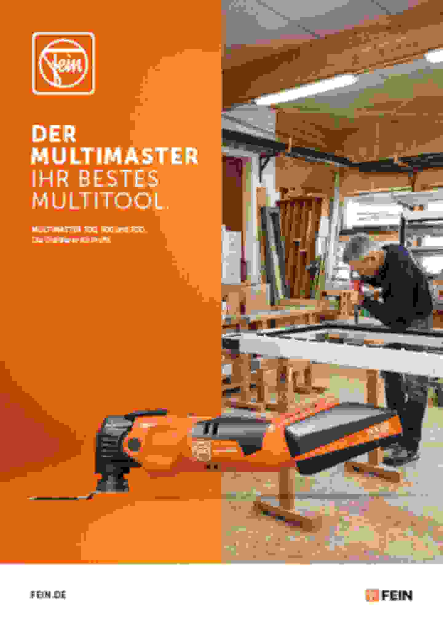 Der Multimaster – Ihr bestes Multitool