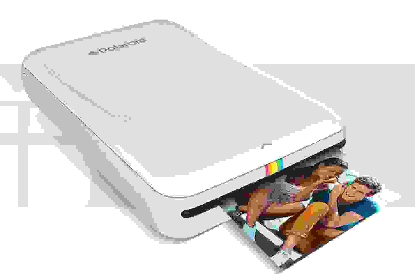Polaroid - ZIP Sofortbild-Drucker Weiß