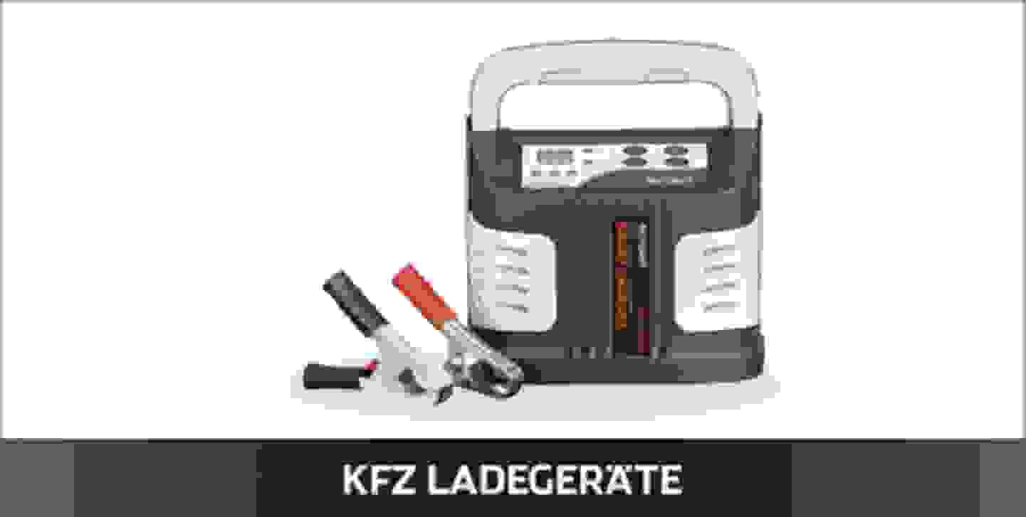 Voltcraft KFZ Ladegeräte