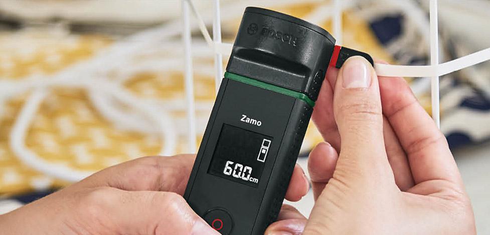 Bosch Laser Entfernungsmesser ZAMO III
