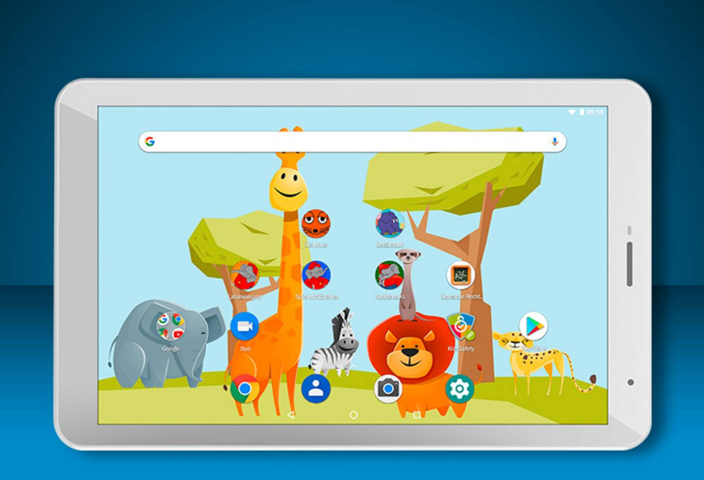 Odys - Junior Android-Tablet »