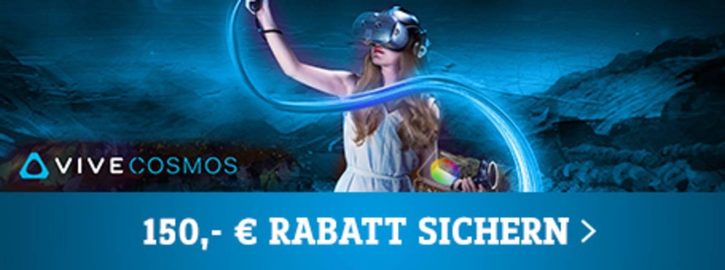 HTC Vive VR-Brille