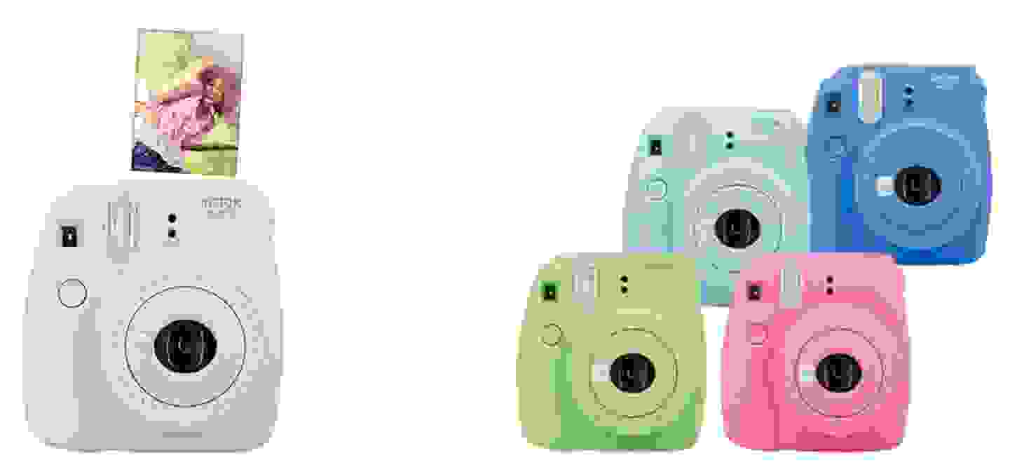 Fujifilm Instax Mini 9 Sofortbildkamera