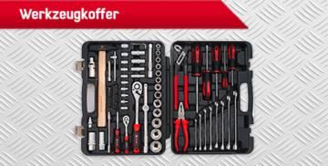 TOOLCRAFT Werkzeugkoffer