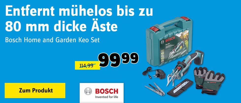 Bosch Home and Garden