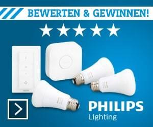 Philips Hue Gewinnspiel
