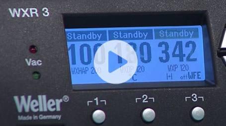 Weller - Standby-Schlaf-Modus