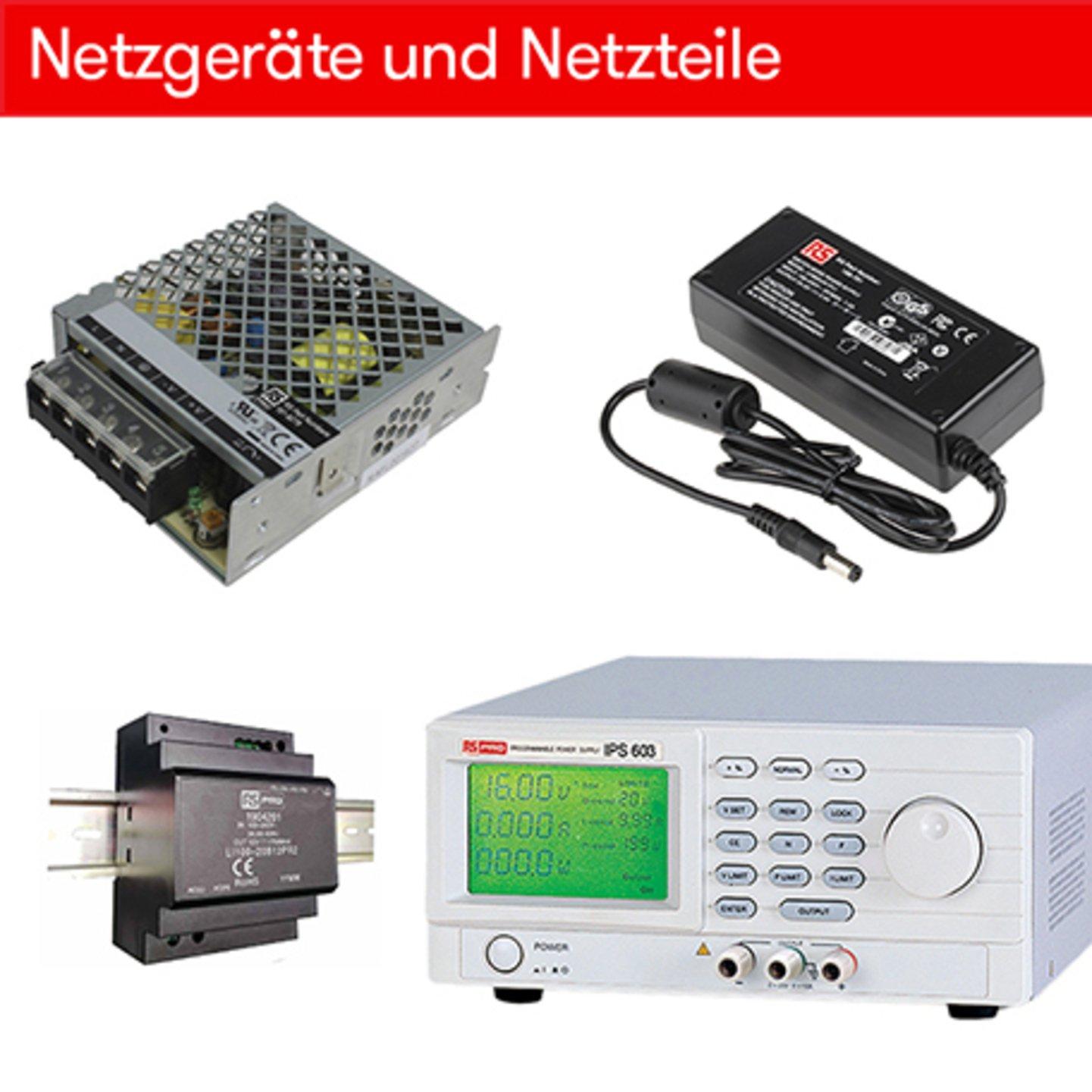 Netzgeräte und Netzteile