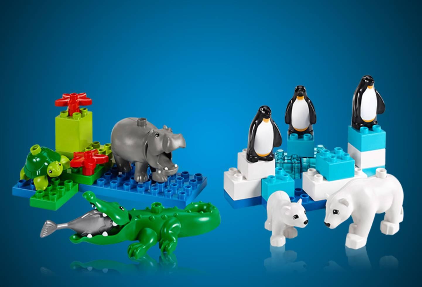 Lego Education - Wilde Tiere »